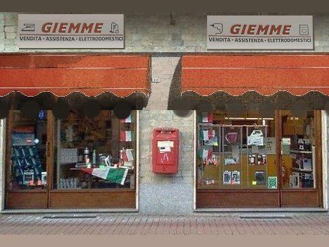 Il locale – Giemme Riparazioni – Trofarello (Torino)